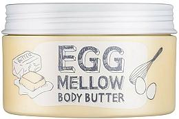 Kup Łagodne masło do ciała z jajkiem - Too Cool For School Egg Mellow Body Butter