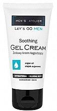 Kup Żelowy krem łagodzący - Hean Men's Atelier Soothing Gel Cream