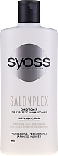 Kup Odżywka do włosów zestresowanych i zniszczonych - Syoss Salon Plex Sakura Blossom Conditioner