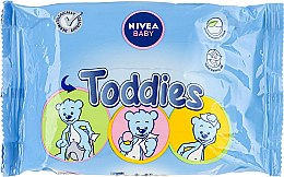 Kup Chusteczki nawilżane dla dzieci - Nivea Baby Toddies Multifunctional Napkins