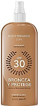 Kup Balsam opalizująco-ochronny SPF 30 - Mediterraneo Sun Suntan Lotion