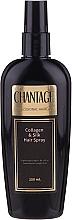 Kup Wygładzający lakier do włosów z jedwabiem i kolagenem - Chantage Collagen & Silk Hair Spray