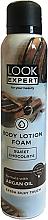 Kup Balsam-pianka do ciała Słodka czekolada - Look Expert Body Lotion Foam Sweet Chocolate