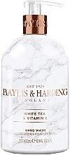 Kup Mydło w płynie do rąk - Baylis & Harding White Tea & Vitamin E Hand Wash