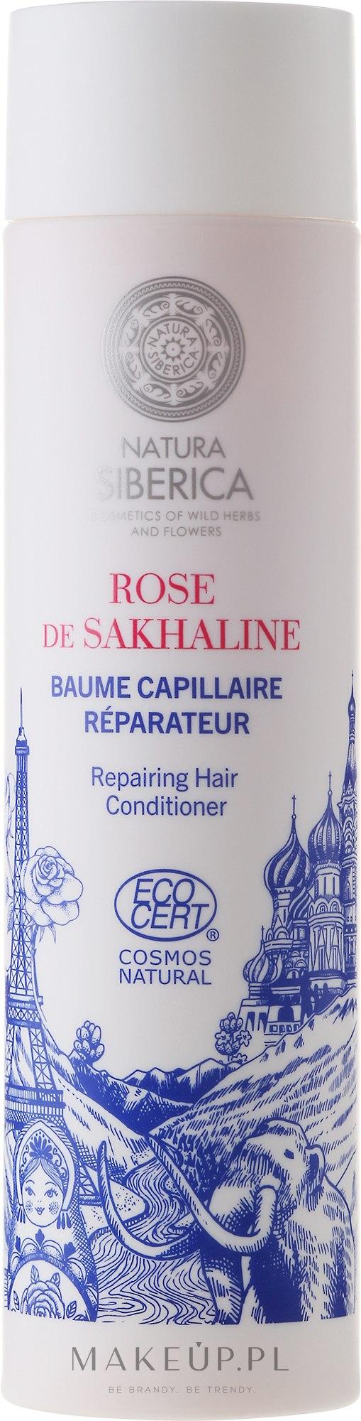 Naprawcza odżywka do włosów - Natura Siberica Mon Amour Repairing Conditioner — фото 250 ml