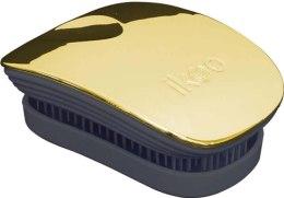 Kup Szczotka do włosów - Ikoo Pocket Soleil Metallic Black