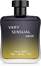 Kup Sterling Parfums Very Sensual Man - Woda toaletowa