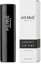 Kup Tint do ust - Henne Organics Luxury Lip Tint