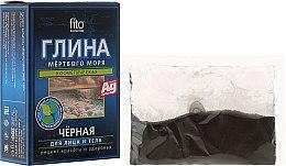 Kup Kosmetyczna glinka czarna z Morza Martwego do twarzy i ciała - FitoKosmetik