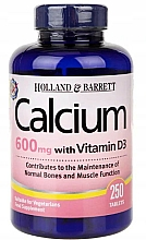 Kup Wapń z witaminą D3 w tabletkach - Holland & Barrett Calcium plus Vitamin D3 600mg