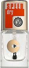 Kup Utrwalacz lakieru przyspieszający jego wysychanie - Delia Speed Dry Top Coat