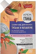 Kup Szampon do włosów Odżywienie i nawilżenie - FitoKosmetik Przepisy ludowe