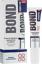Kup Preparat łagodzący podrażnienia po goleniu - Bond Sensitive Aftershave Irritation Soothing Gel