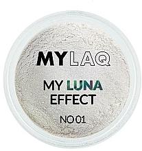 Kup Brokatowy pyłek do paznokci - MylaQ My Luna Effect