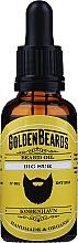 Kup Olejek do brody - Golden Beards Beard Oil