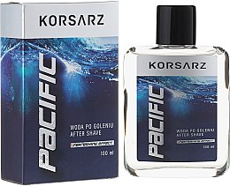 Kup Woda po goleniu Pacific - Pharma CF Korsarz After Shave Lotion
