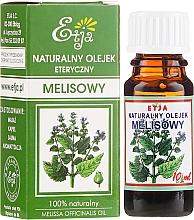 Kup Naturalny olejek melisowy - Etja Natural Essential Oil