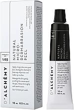 Kup Peeling do twarzy - D'Alchemy Natural Micro‑Dermabrasion Peel