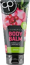 Kup Intensywnie nawilżający balsam do ciała o zapachu japońskiej kamelii - Cosmepick Body Balm Camellia Japonica