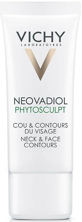 Krem konturujący twarz i szyję - Vichy Neovadiol Phytosculpt