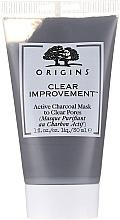 Kup Aktywna maska węglowa oczyszczająca pory - Origins Clear Improvement Active Charcoal Mask To Clear Pores