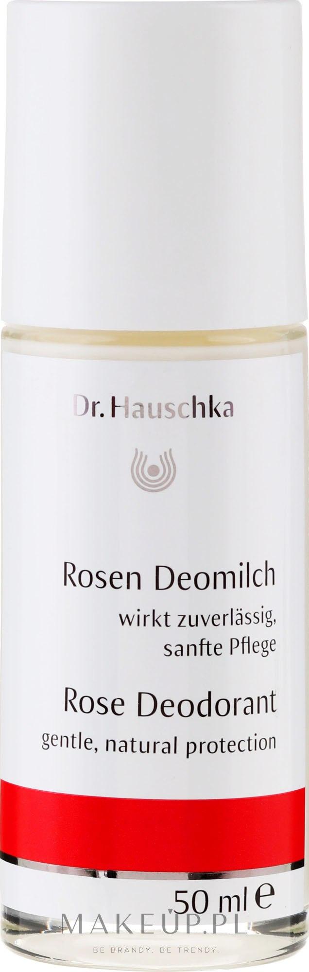 Dezodorant w kulce Róża - Dr. Hauschka Rose Deodorant — фото 50 ml