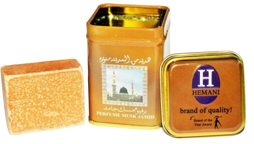 Suche perfumy - Hemani Musk Jamid — фото N2