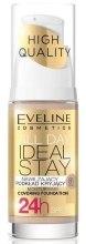 Kup Nawilżający podkład kryjący do twarzy - Eveline Cosmetics All Day Ideal Stay Foundation