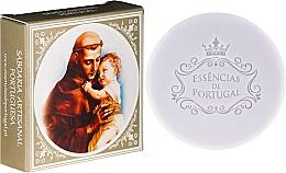 Kup Naturalne mydło w kostce - Essencias De Portugal Religious Santo Antonio Lavender