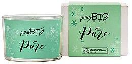 Kup Ekologiczna świeca zapachowa - PuroBio Cosmetics Home Organic Pure