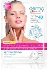 Kup Maska oczyszczająca i redukująca trądzik - Dermo Pharma Skin Repair Expert Cleansing Anti Acne Mask 4D