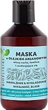 Kup Maska z olejem arganowym do włosów suchych, łamliwych i rozdwajających się - Bioelixire Argan Oil Vegan