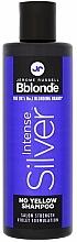 Kup Fioletowy szampon do włosów niwelujący żółte odcienie - Jerome Russell Bblonde Intense Silver No Yellow Shampoo