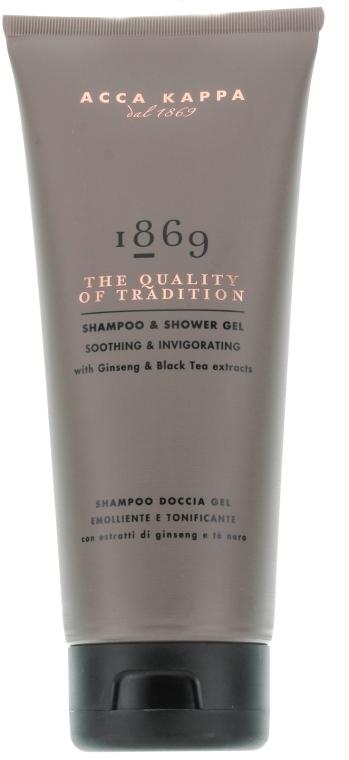Szampon i żel pod prysznic - Acca Kappa 1869 Shampoo&Shower Gel — фото N2