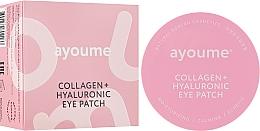 Kup Płatki pod oczy z kolagenem i kwasem hialuronowym - Ayoume Collagen + Hyaluronic Eye Patch