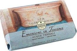 Kup Naturalne mydło w kostce Wody termalne - Nesti Dante Emozioni in Toscana Acque Termali