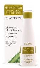 Kup Szampon z odżywką do niesfornych włosów Aloes - Planter's Control Shampoo with Aloe Vera