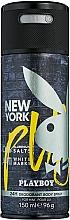 Kup Playboy Playboy New York - Perfumowany dezodorant dla mężczyzn