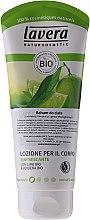 Kup Odświeżający organiczny lotion do ciała Limonka i werbena - Lavera Organic Lime & Verbena Body Lotion