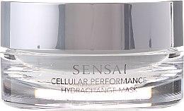 Kup Nawilżająca maska do twarzy - Kanebo Sensai Cellular Performance Hydrachange Mask