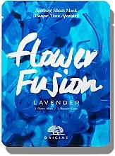 Kup Kojąca maska lawendowa w płachcie do twarzy - Origins Flower Fusion Lavender Soothing Sheet Mask