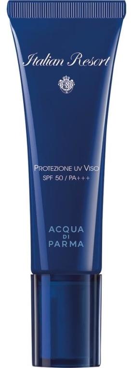 Ochronny krem do twarzy - Acqua di parma Blu Mediterraneo Italian Resort SPF 50 — фото N1