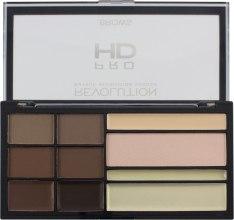 Kup Paletka do modelowania brwi - Makeup Revolution HD Pro Brows