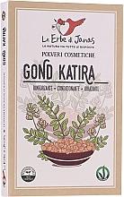 Kup Wzmacniający proszek do włosów Guma tragakantowa - Le Erbe di Janas Gonda Katira Tragacanth