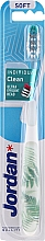 Kup Miękka szczoteczka do zębów z ochronną nasadką, biała - Jordan Individual Clean Soft