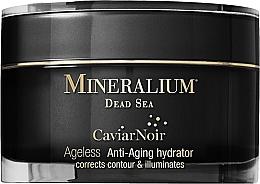Kup Nawilżający krem z czarnym kawiorem - Mineralium Caviar Noir Anti-Aging Hydrator