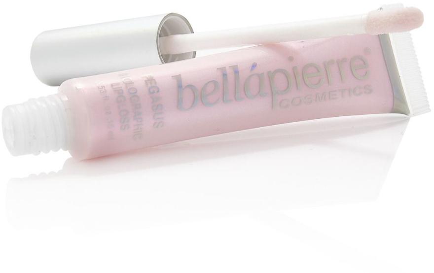 Balsam do ust z efektem holo - Bellapierre Holographic Lip Gloss — фото N3