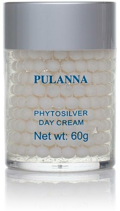 Zestaw - Pulanna Phytosilver (eye/cr/21g + f/cr/2x60g + f/ton/60g + cl/milk/90g) — фото N5