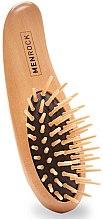 Kup Drewniana szczotka do brody - Men Rock Beard Brush
