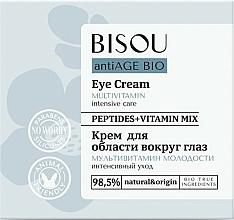 Kup Multiwitaminowy krem do twarzy - Bisou AntiAge Bio Eye Cream